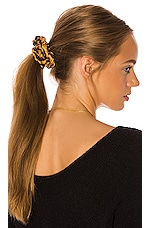 Song of Style Scrunchie in Tiger Multi