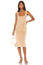 Song of Style Mikkah Dress in Cinnamon