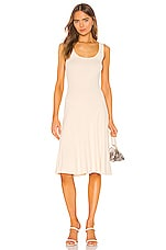 Song of Style Stunny Knit Dress in Ivory