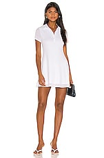Song of Style Adelaide Mini Dress in White