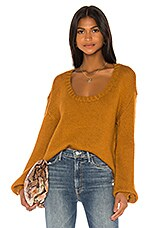 Song of Style Morgan Sweater in Copper