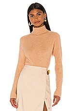 Song of Style Arlen Sweater in Camel