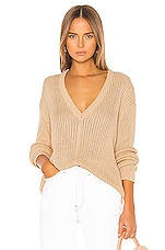 Song of Style Valentina Sweater in Neutral