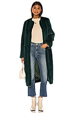 Song of Style Ira Coat in Fern Green
