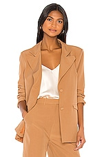 Song of Style Stephanie Blazer in Cedar Brown