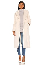 Song of Style Louisa Coat in Ivory