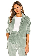 Song of Style Linda Coat in Seafoam Green