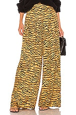 Song of Style Winnie Pant in Tiger Multi