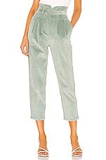 Song of Style Patricia Pant in Seafoam Green