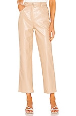 Song of Style Ryder Pant in Nude