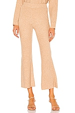 Song of Style Rooney Knit Pants in Oatmeal