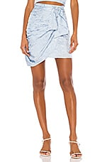 Song of Style Agatha Mini Skirt in French Blue