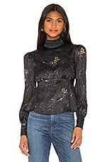 Song of Style Nova Top in Stardust Multi