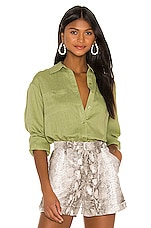 Song of Style Cyril Top in Pear Green