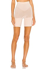 Super Power Short en Soft Nude