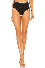 SPANX Everyday Shaping Thong in Black