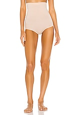 SPANX Higher Power Panties in Soft Nude