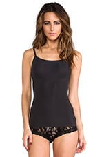Trust Your Thinstincts Camisole en Noir