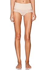 SPANX Lace Hi-Hipster in Soft Nude