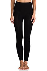 Look-at-Me Cotton Legging en Noir