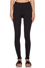 Moto Leggings in Black
