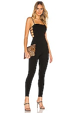 superdown Jazlyn Jumpsuit in Black