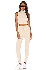 superdown Murry Pant Set in Toast