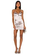superdown Nessa Cami Mini Dress in Grey