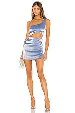 superdown Tali Mini Dress in Blue