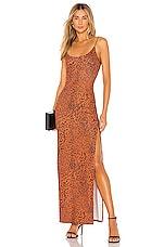 superdown Remmy Maxi Dress in Leopard