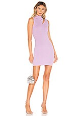 superdown Hensley Mini Dress in Lavender