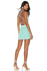 superdown Sabina Mini Dress in Mint