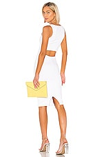 superdown Gail Tank Dress in White