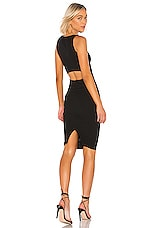 superdown Gail Tank Dress in Black