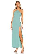 superdown Caroline Maxi Dress in Sage