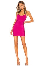 superdown Kali Bandage Dress in Magenta