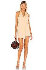 superdown Azita Blazer Dress in Nude