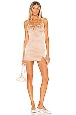 superdown Jazmin Cami Dress in Nude