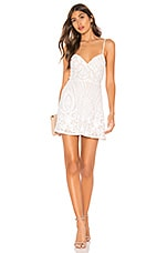 superdown Tiff Mini Dress in White