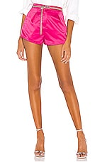 superdown Catherine Short in Hot Pink