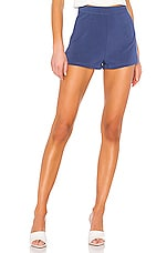 superdown Carolina Shorts in Blue