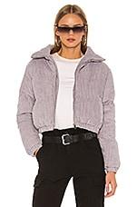 superdown Kora Puffer Jacket in Grey