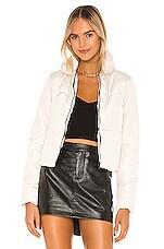 superdown Maisha Puffer Jacket in White