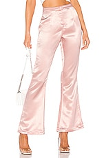 superdown Gene High Waisted Pant in Blush