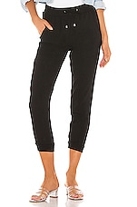 superdown Kimber Jogger Pant in Black