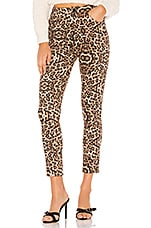 superdown Maxyn High Waisted Pant in Leopard