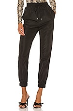 superdown Ayleen Track Pant in Black