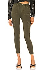 superdown Daphne Cargo Pant in Green