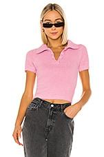 superdown Mariana Crop Top in Pink