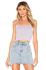 superdown Lorie Tank Top in Lavender